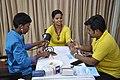 Blood Pressure And Blood Glucose Test - Health Check-up Camp - NCSM - Salt Lake City - Kolkata 2017-06-21 2947.JPG