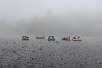 Kodaikanal - Boating in Kodaikanal