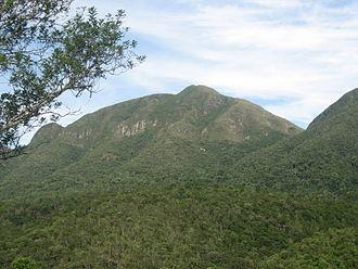 Serra do Mar State Park - Image: Bocaiuva do Sul