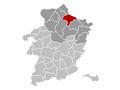 Bocholt Limburg Belgium Map.png