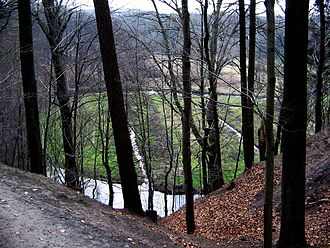 Bad Fallingbostel - The Böhme valley in the Lieth