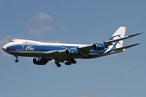 AirBridgeCargo - AirBridgeCargo Boeing 747-8F
