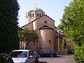 Bonn Griechisch-Orthodoxe Kathedrale Agia Trias Apsis 2.JPG