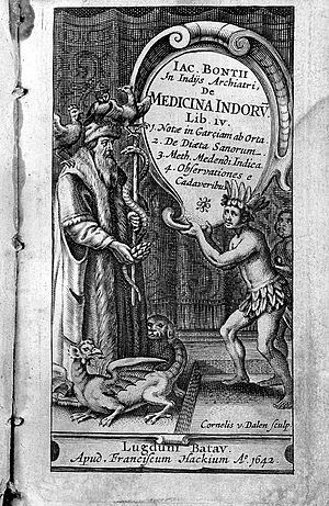 Jacobus Bontius - Jacobus Bontius