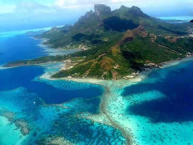 Donde Esta La Isla De Bora Bora Saber Es Practico