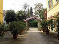 Borgo pinti 55, palazzina, giardino 05.JPG
