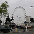 Boudicca's chariot halts at the London Eye - geograph.org.uk - 1100537.jpg