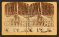 Boulder at Flume, Franconia Notch, N.H, from Robert N. Dennis collection of stereoscopic views.png