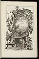 Bound Print, Cartouche with Lion, Livre de Cartouches Irréguliers (Book of Irregular Cartouches), 1738 (CH 18238015).jpg