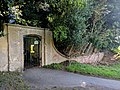 Boundary Wall, Passage And Ha Ha South East Of Wollaton Hall, ~Nottingham (34).jpg