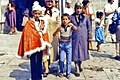 Boy on Circumcision day, Istanbul.JPG