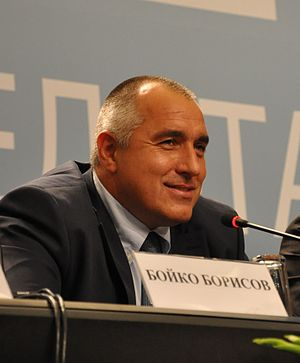 Boyko Borisov - Borisov in 2009