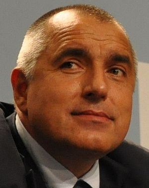 Boyko Borisov, the current Prime Minister of B...