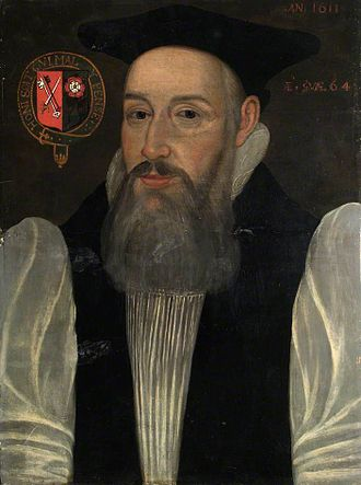 Bishop of Winchester - Image: Bp Thomas Bilson