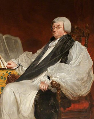 Thomas Burgess (bishop) - Image: Bp Thomas Burgess