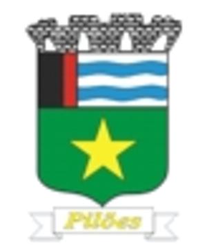 Pilões, Paraíba - Image: Brasao piloes