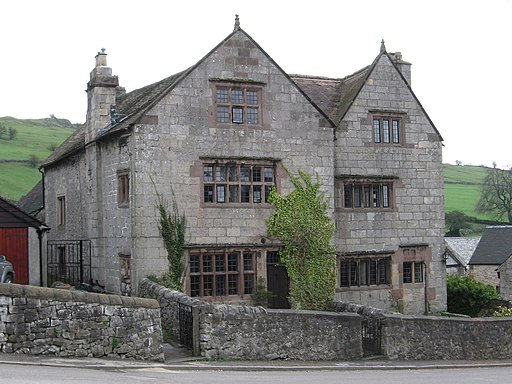Brassington - Tudor House - geograph.org.uk - 2339543