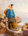 Break, Break, Break, On The Cold Grey Stones O Sea… by Alfred Downing Fripp.jpg