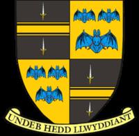 Brecknockshire arms