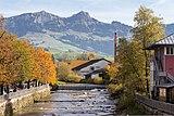 """Brennerei """"Appenzeller Alpenbitter"""" an der Sitter in Appenzell.jpg"""