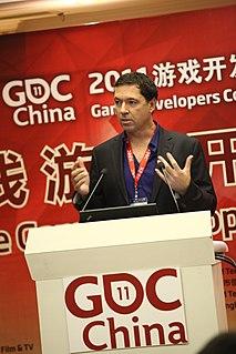Brian Fargo American video game producer and developer