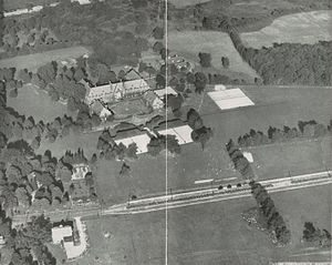 Briarcliff College - Briarcliff Junior College in 1942