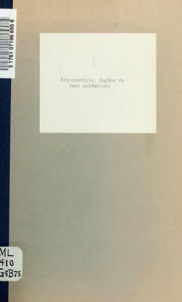 File:Bricqueville - Christophe Gluck et Richard Wagner, 1881.djvu
