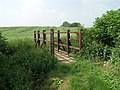 Bridleway crosses Small Stream. - geograph.org.uk - 460444.jpg