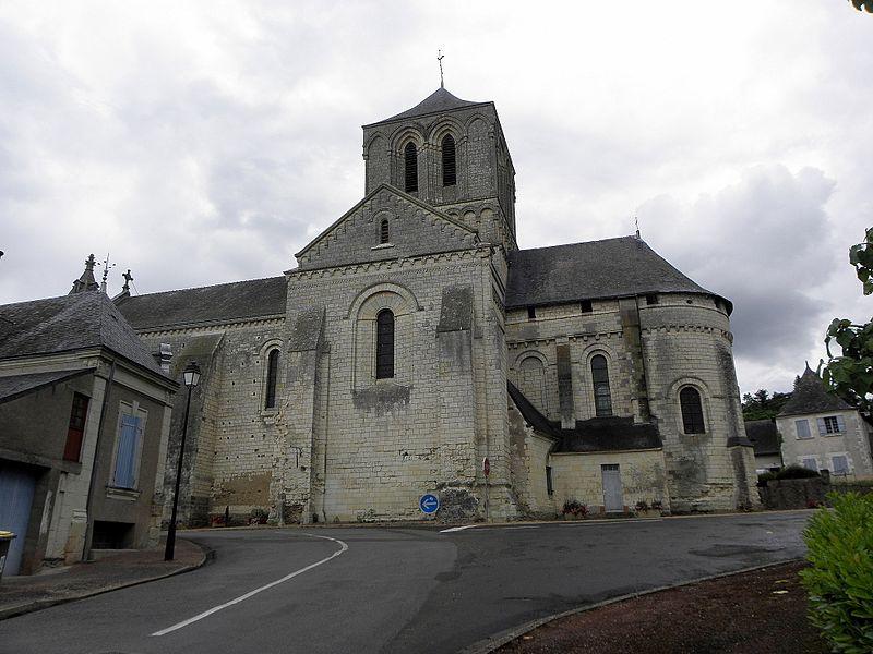 Église Saint-Gervais et Saint-Protais de Brion (49).