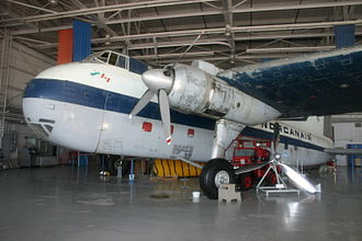 Bristol Freighter - Bristol Freighter 31M in Norcanair markings at the Western Canada Aviation Museum in Winnipeg, Manitoba, 2007