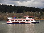 Brno, přehrada, U Kotvy, loď Utrecht (02).jpg