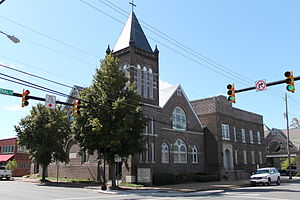 Cleveland, Tennessee - Broad Street United Methodist Church