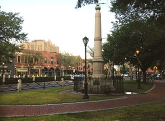 Downtown New Haven - Broadway Triangle, at the center of the Broadway area