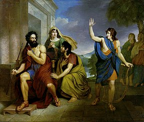 Saul's anger at David