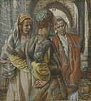 Brooklyn Museum - Simon the Cyrenian and His Two Sons Alexander and Rufus (Simon de Cyrène et ses deux fils, Alexandre et Rufus) - James Tissot.jpg