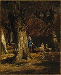 Brooklyn Museum - The Old Forest - Charles-Émile Jacque.jpg