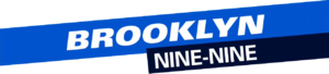 Brooklyn Nine-Nine - Image: Brooklyn nine nine logo