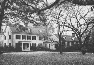 Jacob Broom House United States historic place