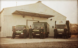 Beer in Scotland -  Broughton Brewery in 1979