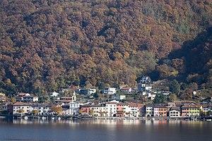Brusino Arsizio - Brusino Arsizio village