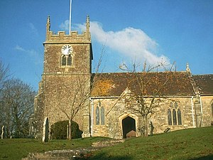 Buckhorn Weston - Image: Buckhorn Weston Church geograph.org.uk 306406
