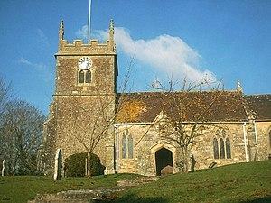 Buckhorn Weston - Image: Buckhorn Weston Church geograph.org.uk 306406