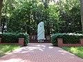 Buckow (Märkische Schweiz) Sowjetisches Ehrenmal mit Grabstätte.JPG