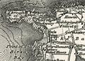 Buckquoy Earls Palace Brough of Birsay Ordinance survey one inch 1912.jpg