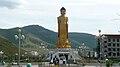 Buddha in Ulan Bator 3.JPG