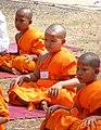 Buddhist child monk in Wat Khung Taphao 1.jpg