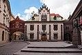 Budynek, tzw. klasztorek, Kraków.jpg