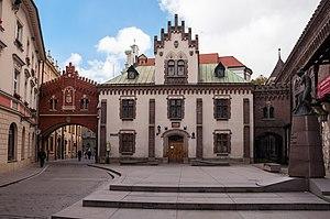 Czartoryski Museum - Image: Budynek, tzw. klasztorek, Kraków