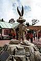 Bugs Bunny statue - Warner Bros. Movie World.jpg
