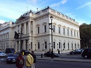 Institute of Directors - Institute of Directors, Pall Mall, London